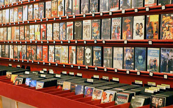 Eye Sore Cinema Video Store Day