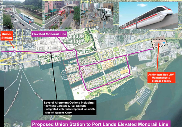 201197 port lands monorail  | Office Space Toronto | Commercial Real Estate Toronto