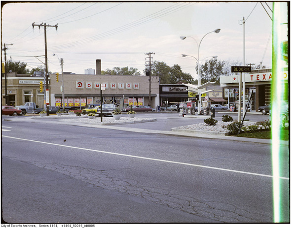 What The Suburbs Used To Look Like Around Toronto