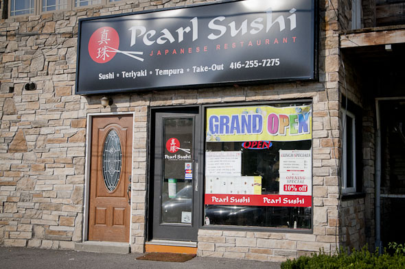 Pearl Sushi