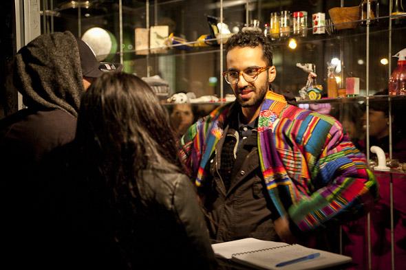 Free Shop Nuit Banche