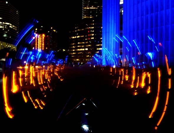 Gorilla Glass Nuit Banche