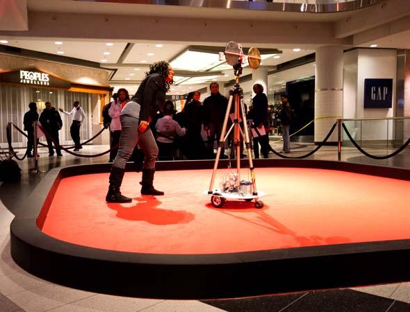Paparazzi Bots Nuit Blnache