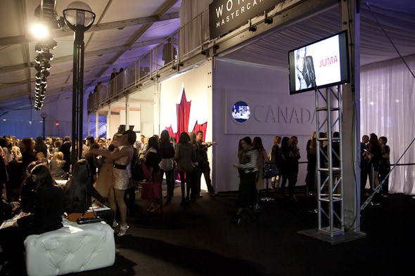 LG Fashion Week 2012