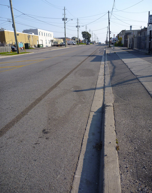 Birchmount Bike Lane Removal