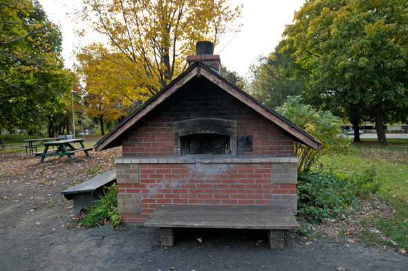 Dufferin Grove Bake Oven