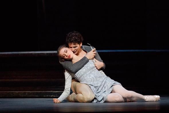 Romeo Juliet National Ballet