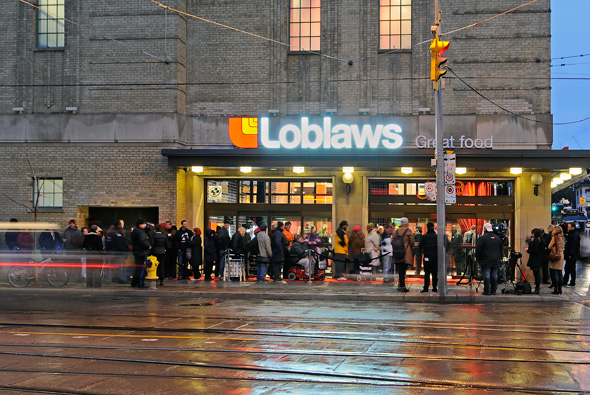 Maple Leaf Gardens Lobaws
