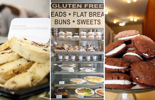 Gluten Free Bakeries Toronto