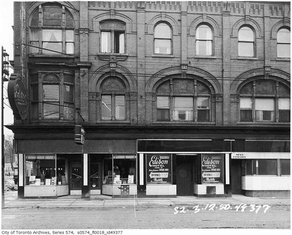 Toronto History