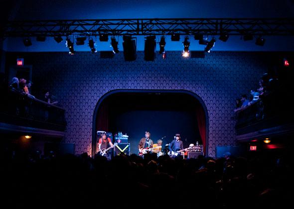 Sloan Concert Toronto