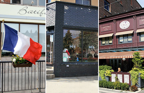 Best French Restaurants in Toronto