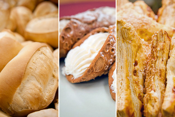 Best Italian Bakeries Toronto