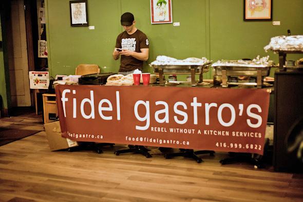 Fidel Gastro's