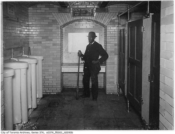 Public Toilets Toronto