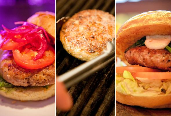 Turkey Burgers Toronto