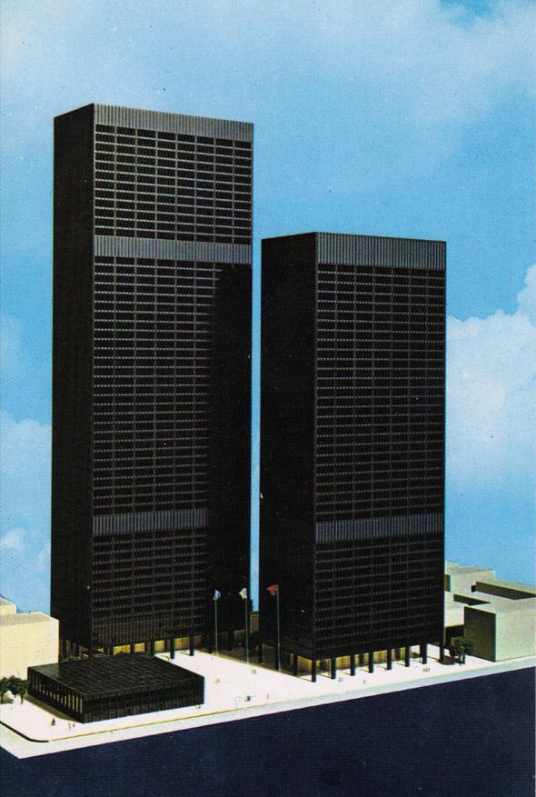 When The Toronto Skyline Got Its Jolt Of Modernism