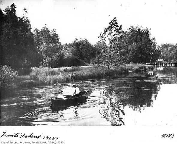 Toronto History Islands