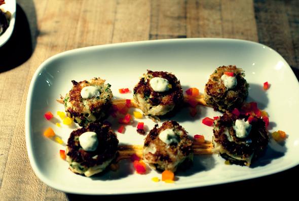 Lynn Crawford Recipes Crab Cakes