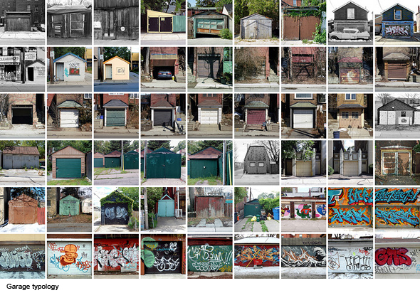 Toronto Garage typology