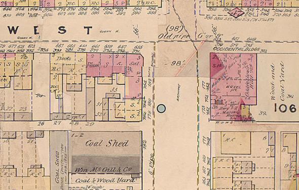 Goad's Atlas 1892