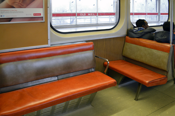 a last ride on the ttc 39 s h4 subway before it 39 s scrapped. Black Bedroom Furniture Sets. Home Design Ideas