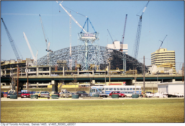 SkyDome Birth Toronto