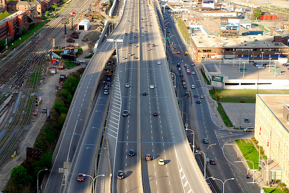 Street Names Gardiner Expressway Redevil72