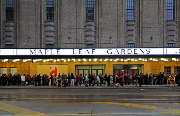 Street Names Maple Leaf Gardens Carlton