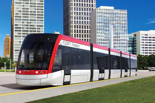 Eglinton LRT Toronto