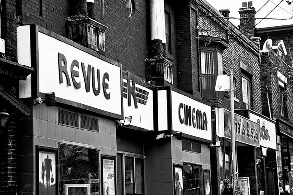 Revue Cinema Toronto
