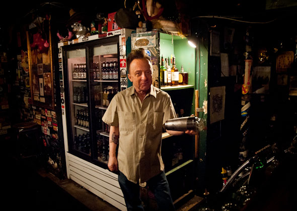 Teddy Fury Horseshoe Tavern