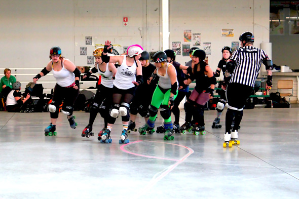 Roller Derby Toronto