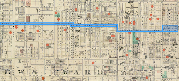 Lost Streets Dundas
