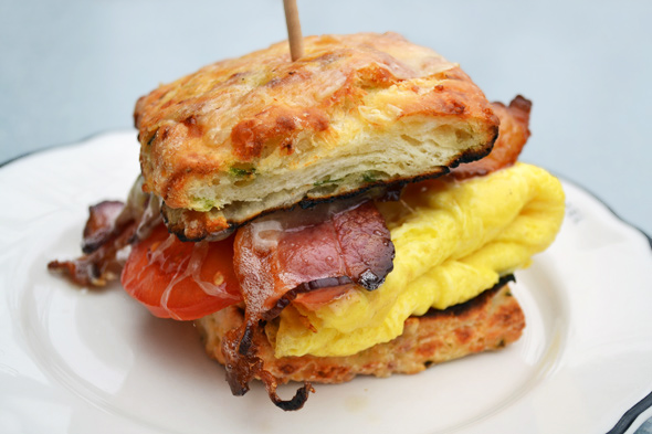 Breakfast Sandwich Toronto