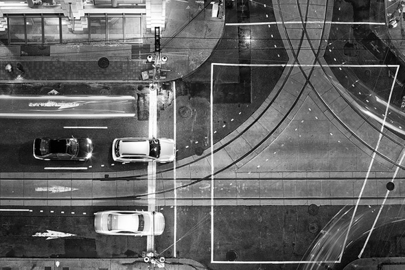 Intersection Toronto