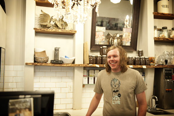 Jason Galbraith Barista
