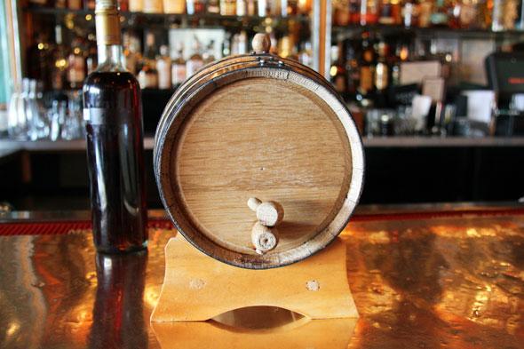 Barrel-Aged Cocktails Toronto