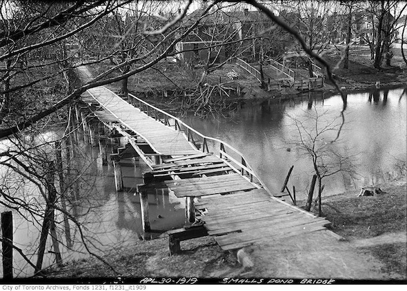 Smalls Pond Bridge