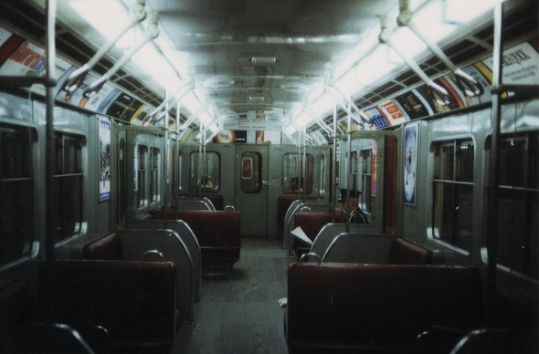 Gloucester Subway Interior