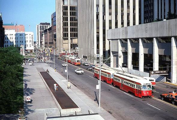 Vintage Toronto