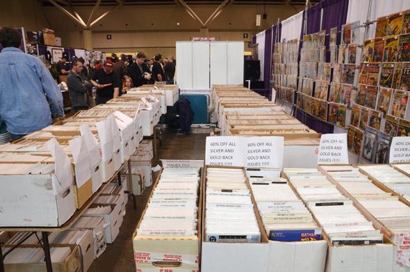 Wizard World Comic Con 2012