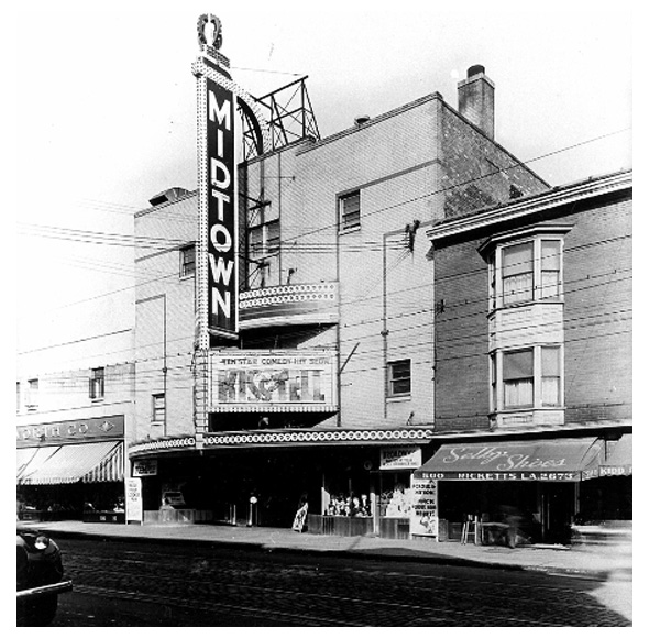 Bloor Cinema History