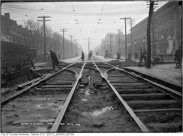 Spadina Avenue History Toronto