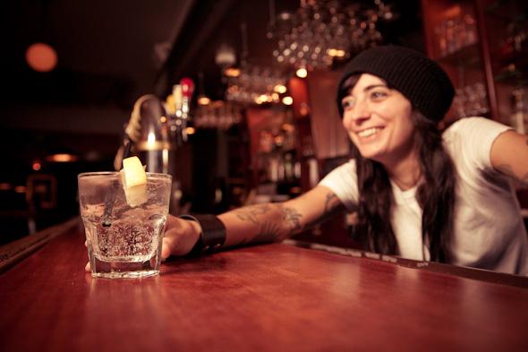 gladstone hotel toronto bartender