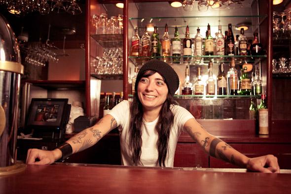gladstone hotel bartender toronto