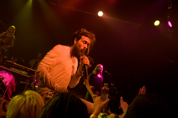edward sharpe toronto koolhaus