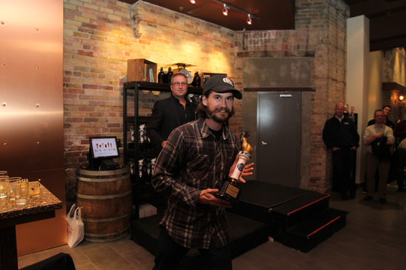 2012 toronto brewery awards