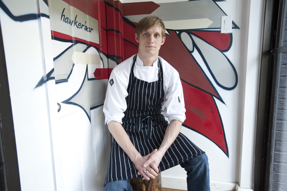 alec martin chef