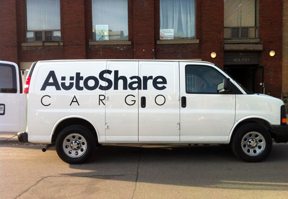 rental cargo vans one way